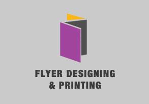 Flyer Designing & Printing