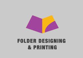 Folder Designing & Printing