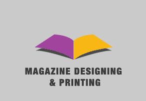 Magazine Designing & Printing