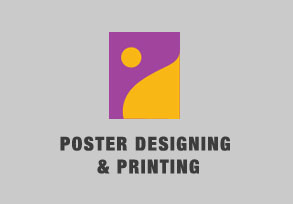 Poster Designing & Printing