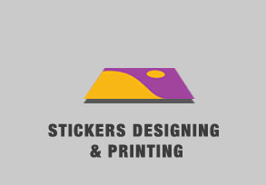 Stickers Designing & Printing