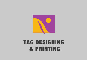 Tag Designing & Printing