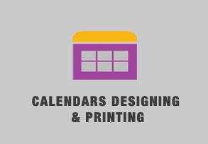Calendars Designing & Printing