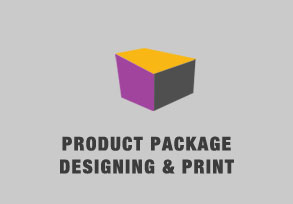 Product Package Designing & Print