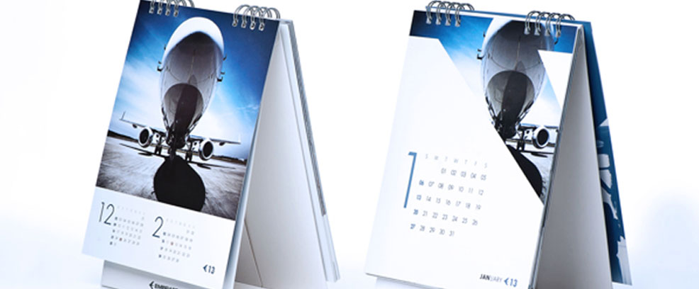 Calendar Design Services : Calendars printing press in kerala sterling print house