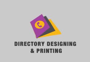 Directory Designing & Printing