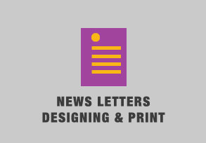 News Letters Designing & Print